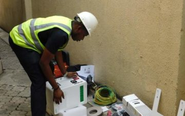 Construction of a 4kw Solar Hybrid Home System in Ajao Estate, Lagos – Nigeria