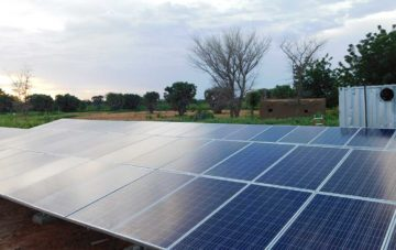 Construction of a 28kwp System in Boki Village, Say Region, Niger Republic