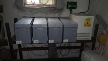 Construction of a 3.5KVA Hybrid Solar Home System in Asaba, Delta, Nigeria